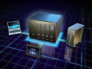 network_attached_storage_logo_R